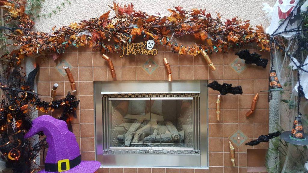 Halloween Decorations Art Of Flowers Lv